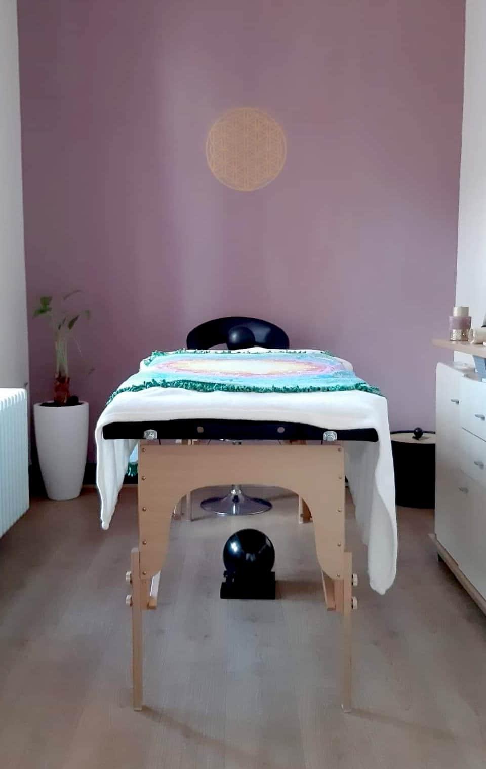 Location cabinet, salle d'atelier pour thérapeutes, massages, cours de Yoga à Genappe, Belgique