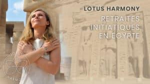Les 7 initiations   Semaine virtuelle en Égypte